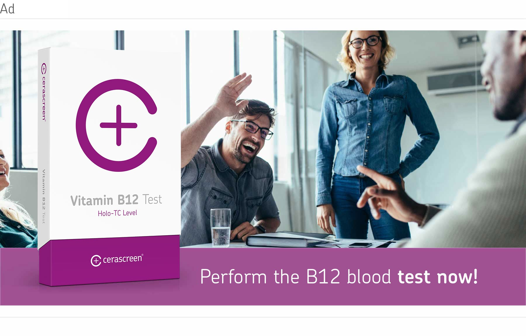 B12 blood test