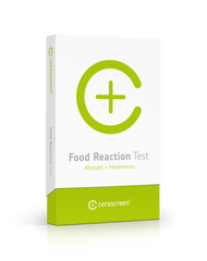home test kit for cross reactivity with certain foods