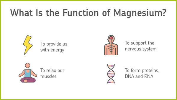 diet during pregnancy with magnesium