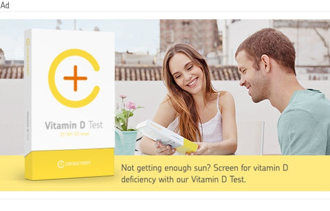 Vitamin D Test from cerascreen