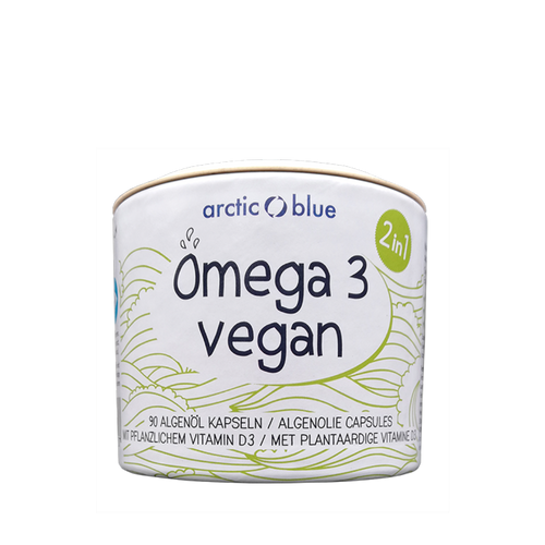 Artic Blue Omega 3 vegan - 90 capsules