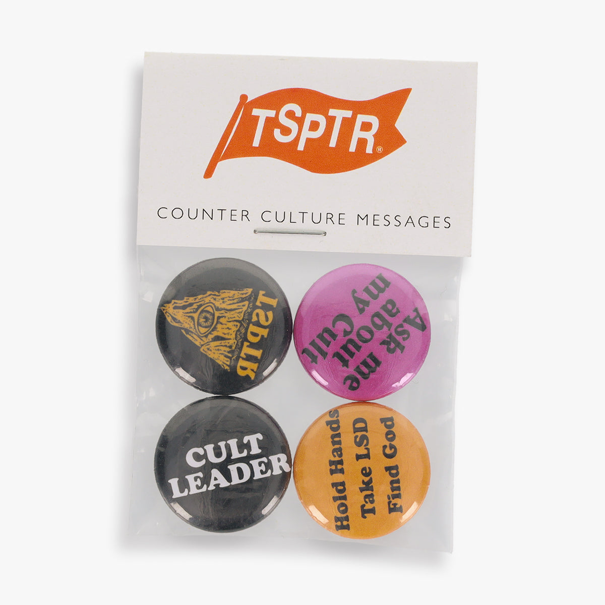 TSPTR Initiation Pin Pack