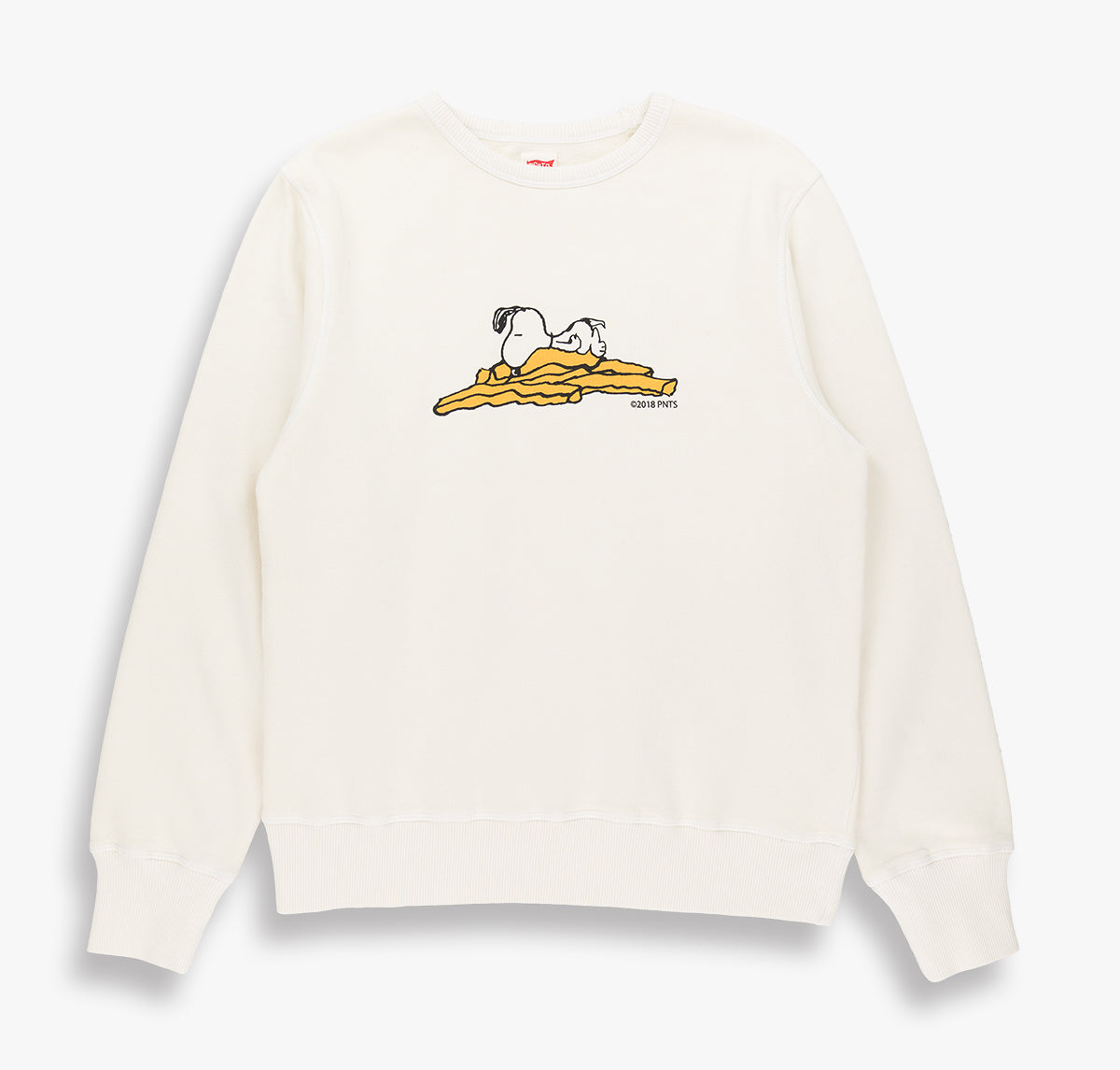 SNOOPY FRIES SWEAT