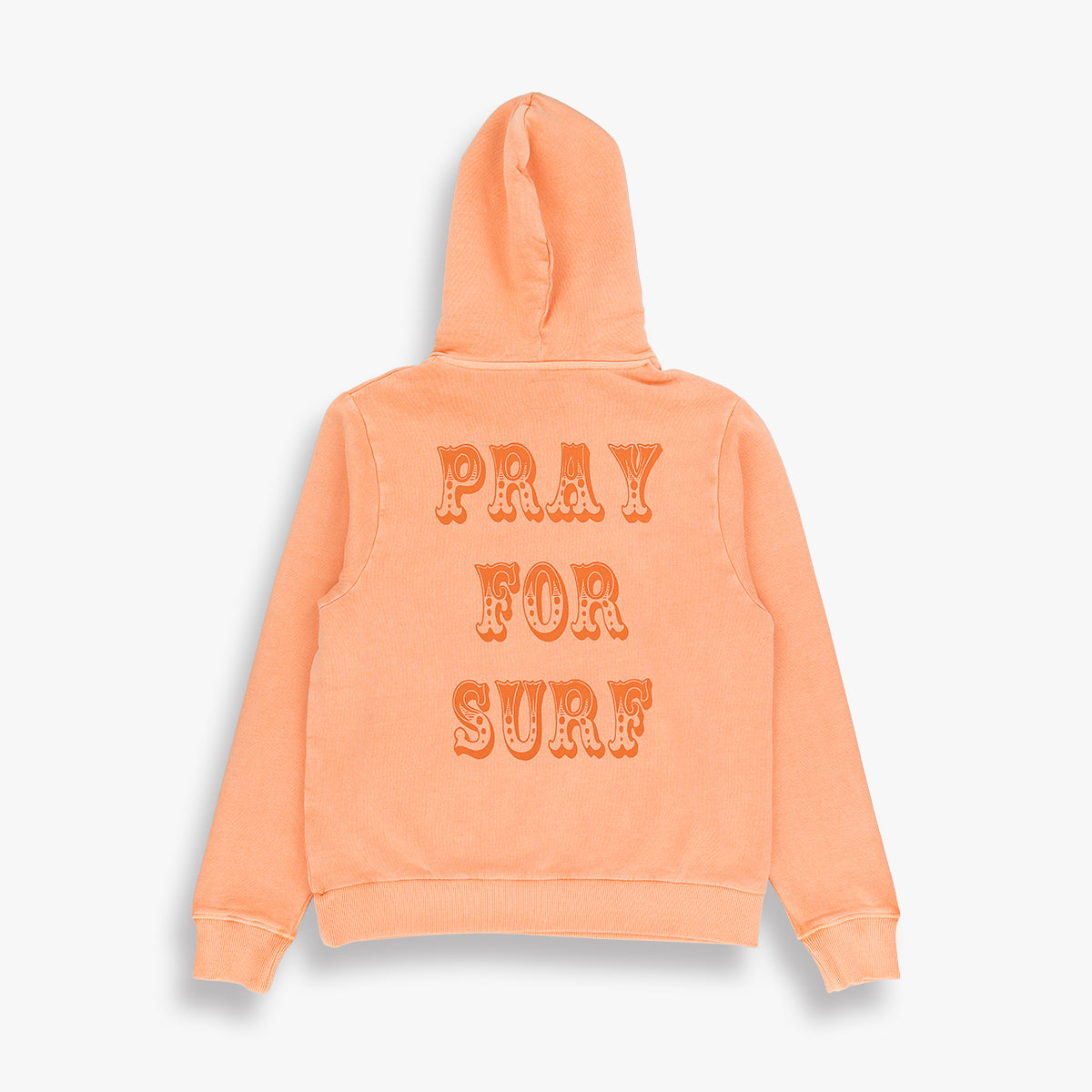 PRAY FOR SURF HOODED SWEAT