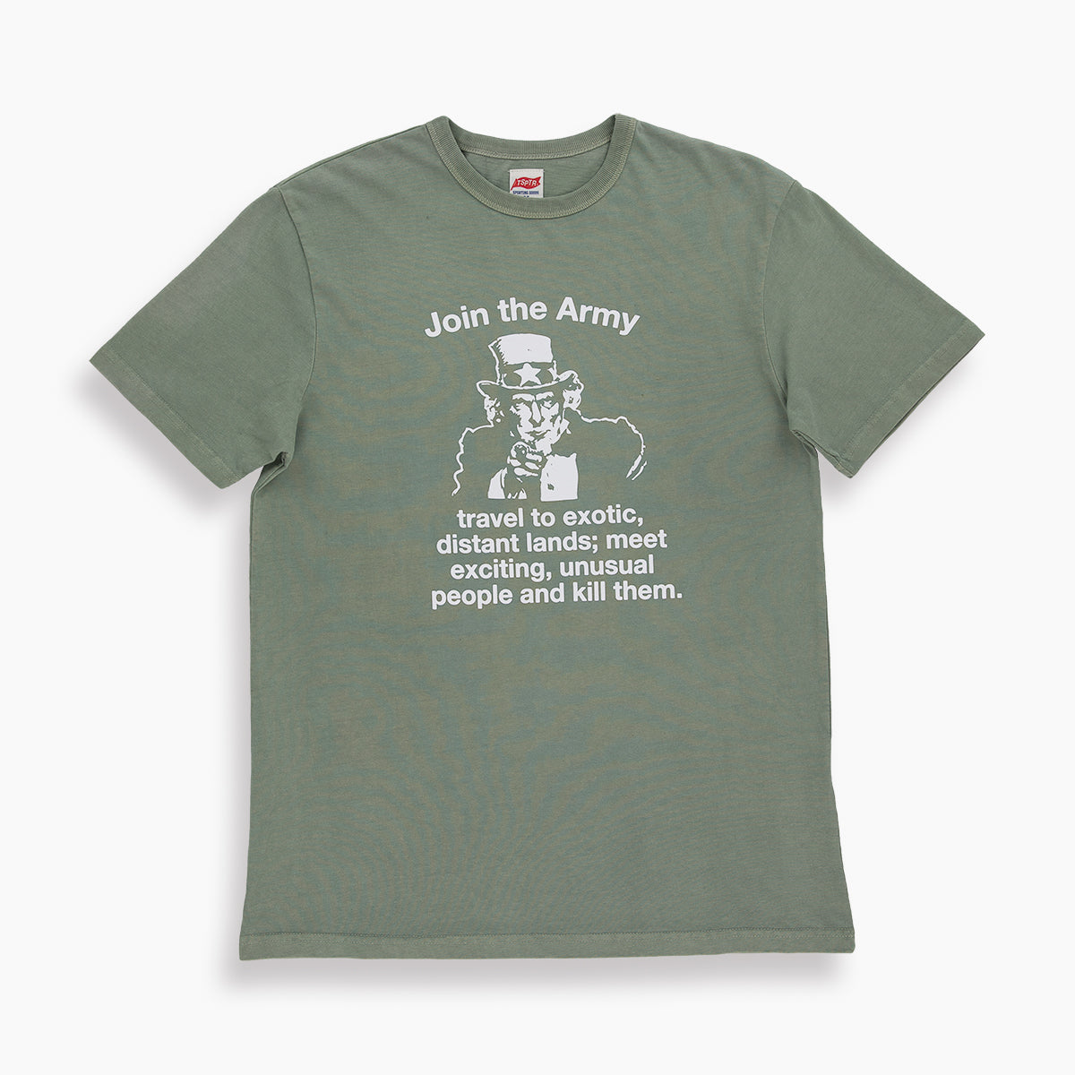 JOIN THE ARMY TEE