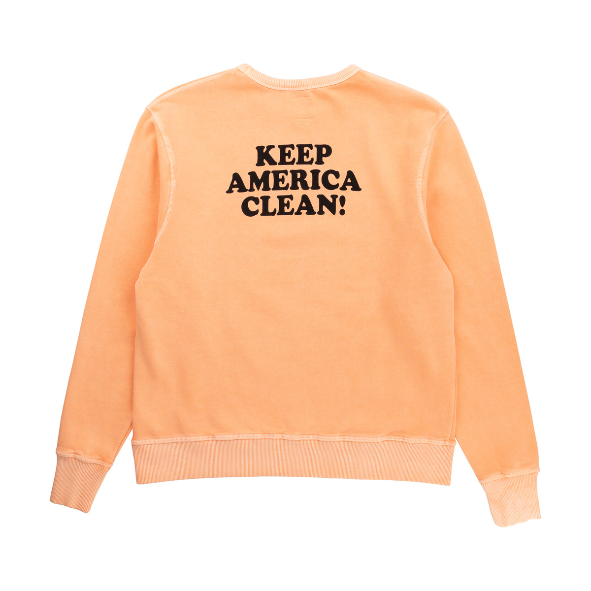 KEEP AMERICA CLEAN SWEAT