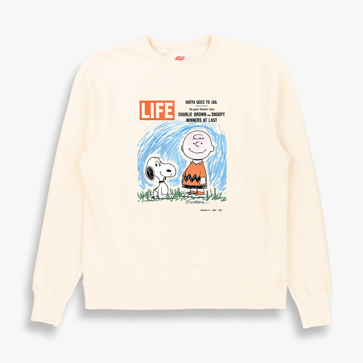 LIFE MAGAZINE SWEAT