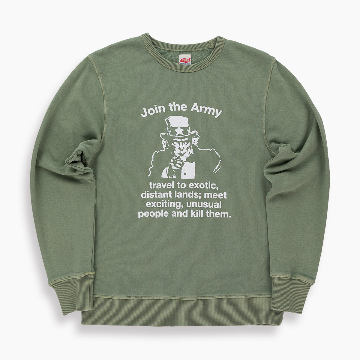 JOIN THE ARMY SWEAT