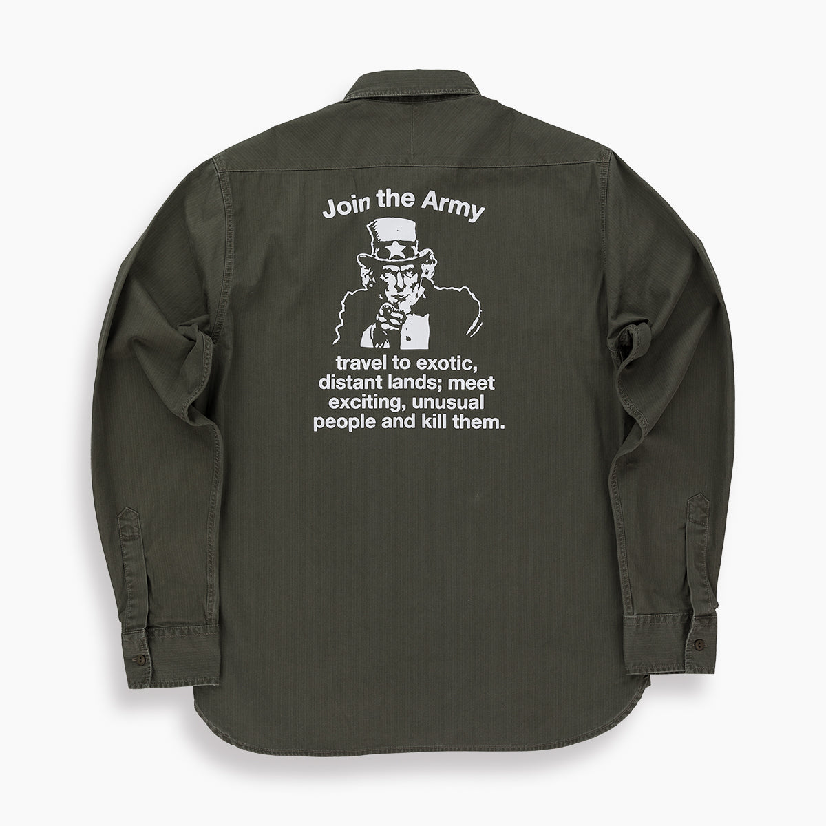 JOIN THE ARMY SHIRT