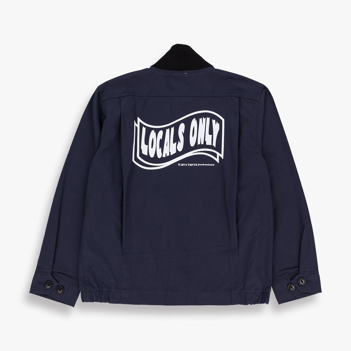 LOCALS ONLY CLUB JACKET