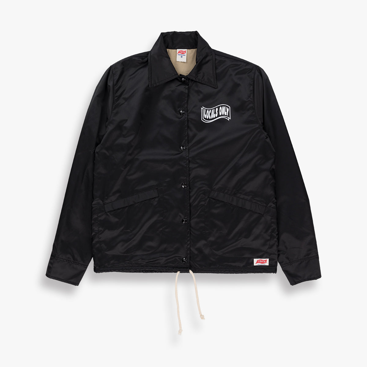 Locals Only Coach Jacket