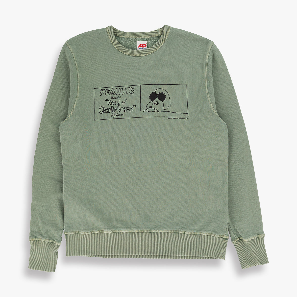 SNOOPY MOUSE SWEATSHIRT