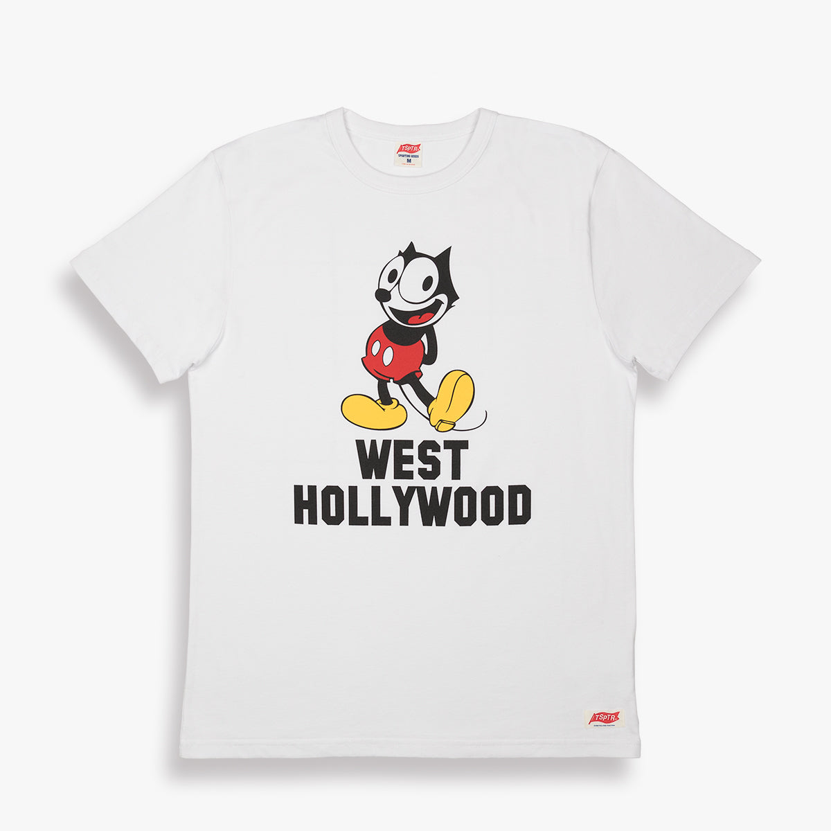 WEST HOLLYWOOD TEE