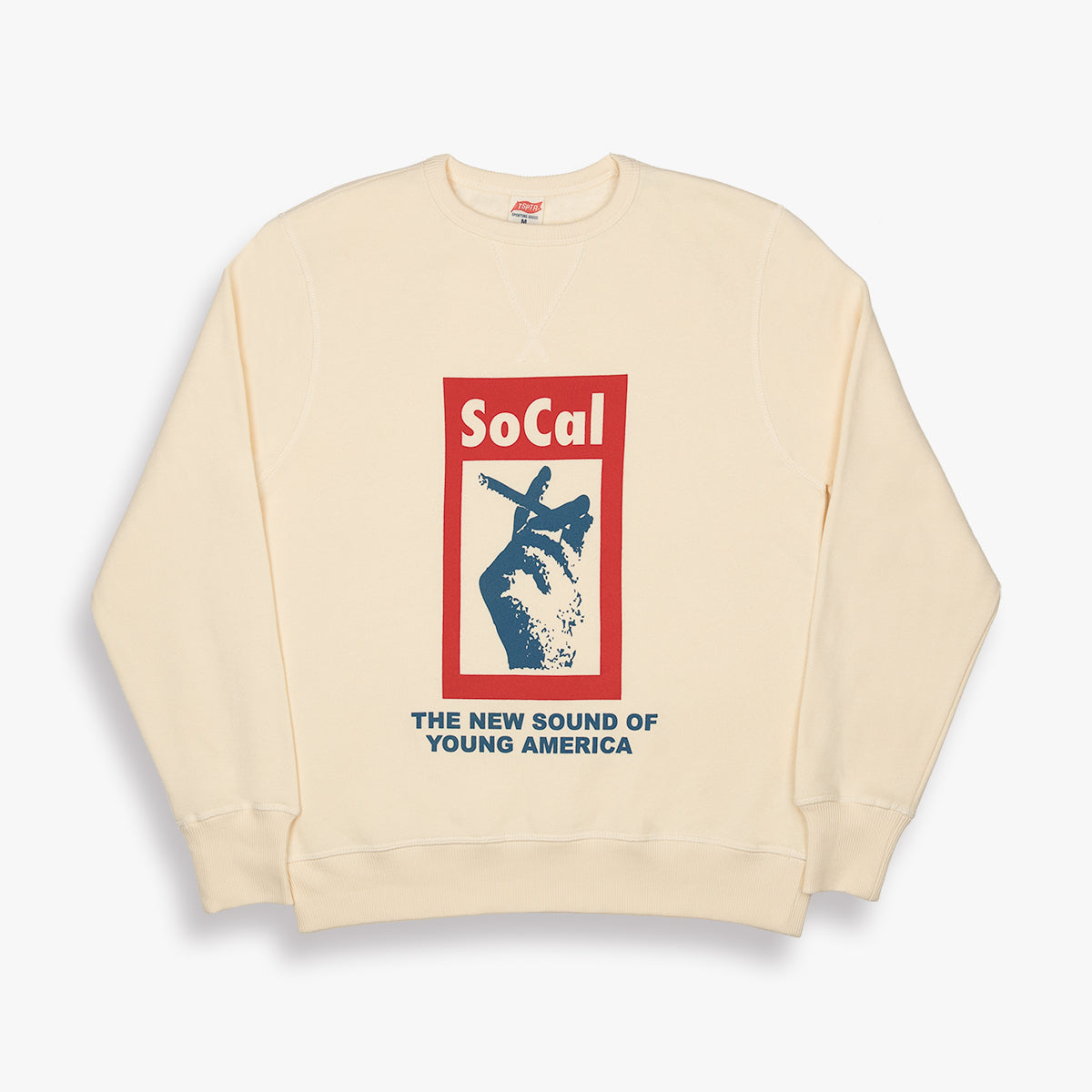 THE NEW SOUND SWEATSHIRT