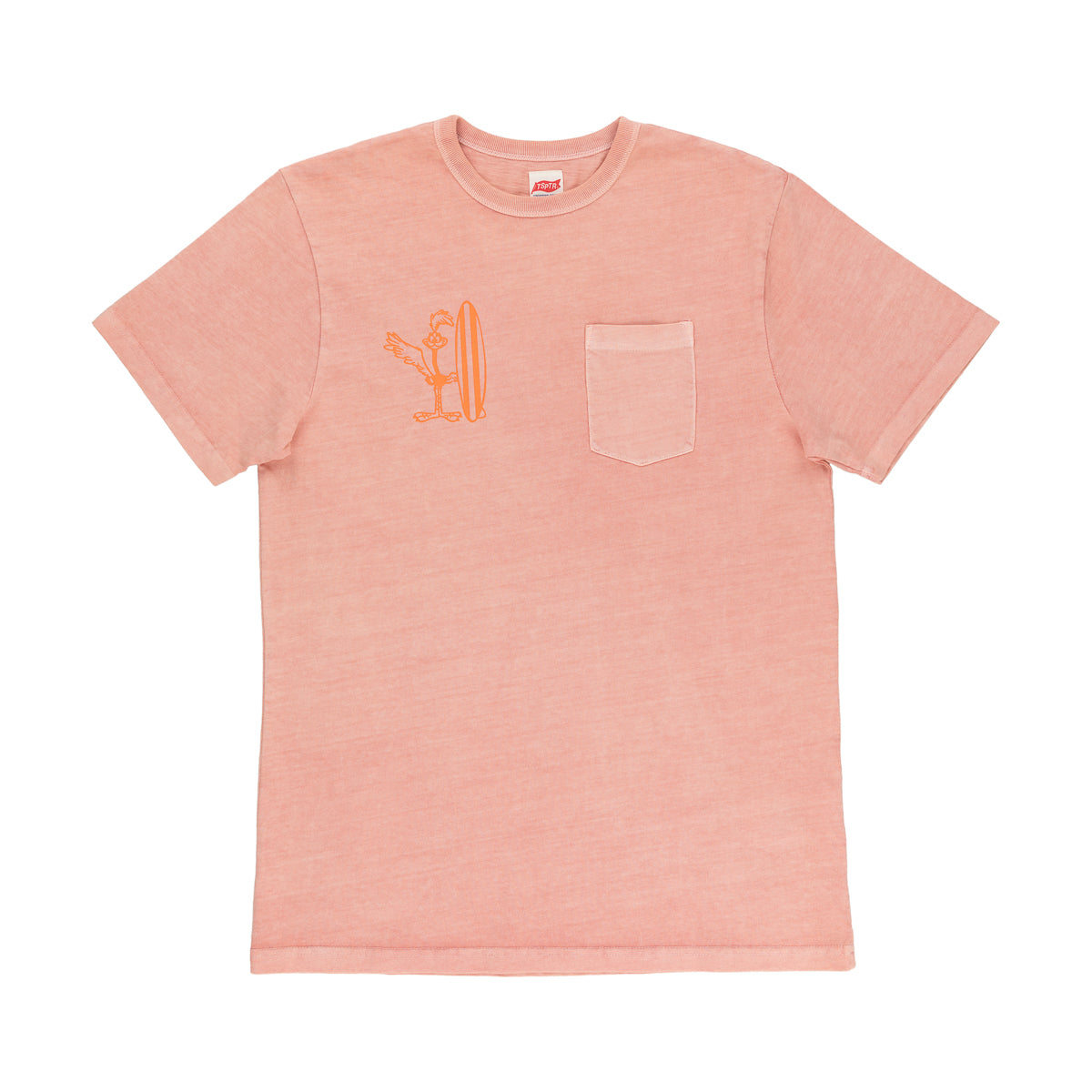 PRAY FOR SURF POCKET TEE