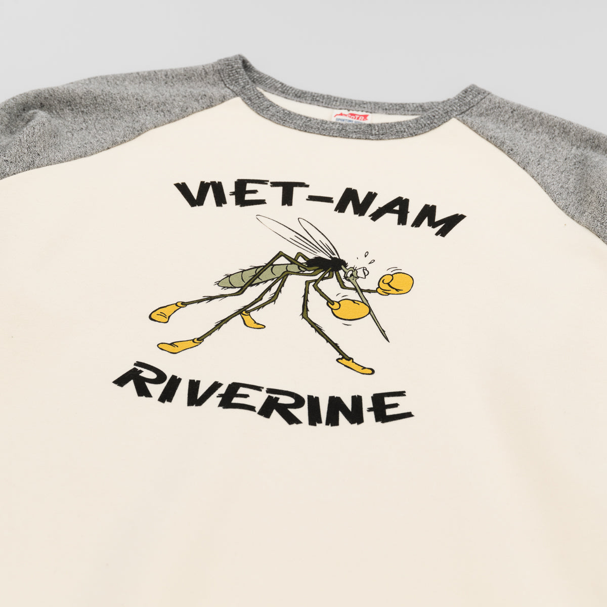 US Navy Mosquito Boat Raglan Sweat
