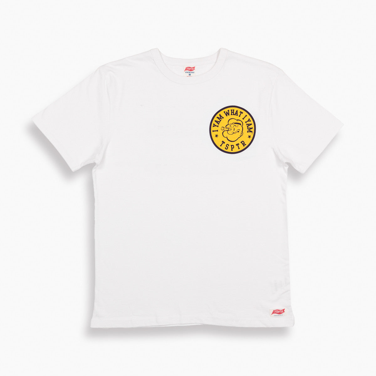 Popeye Patch Tee