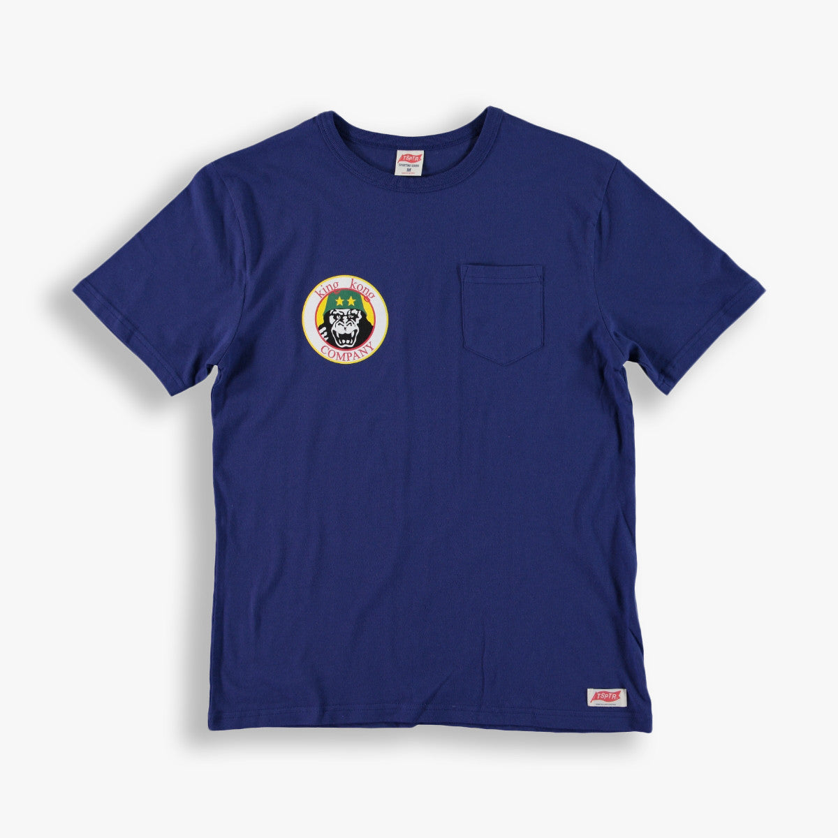 King Kong Co Pocket Tee