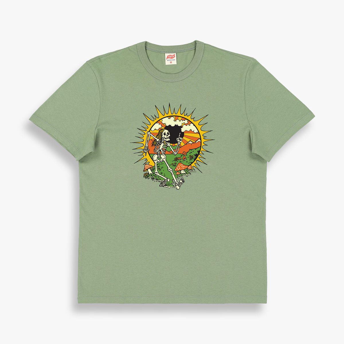 RAMBLE ON TEE