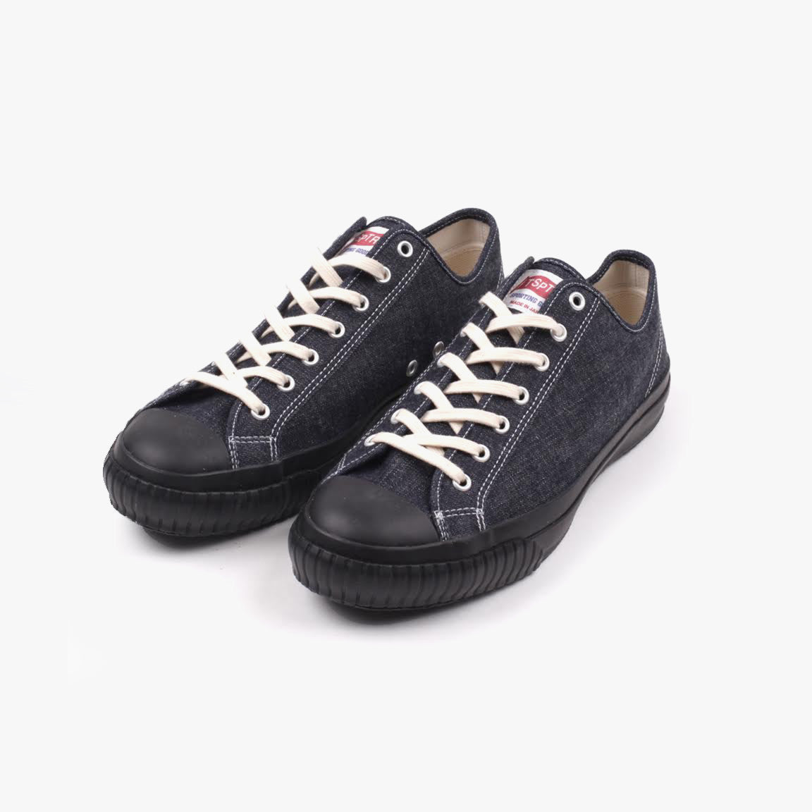 Cadet Sneakers - Indigo Denim