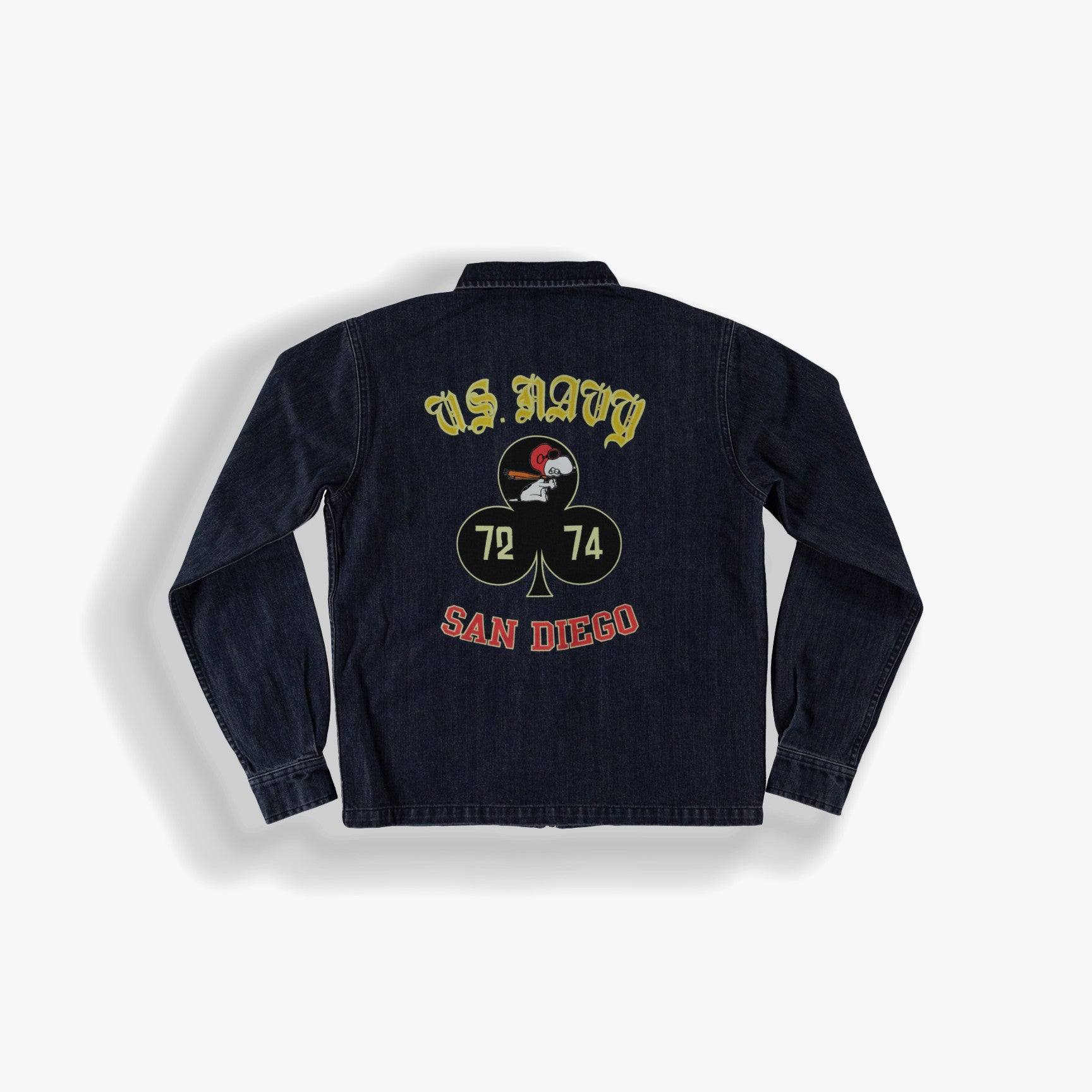 Snoopy Work for Peace Tour Jacket
