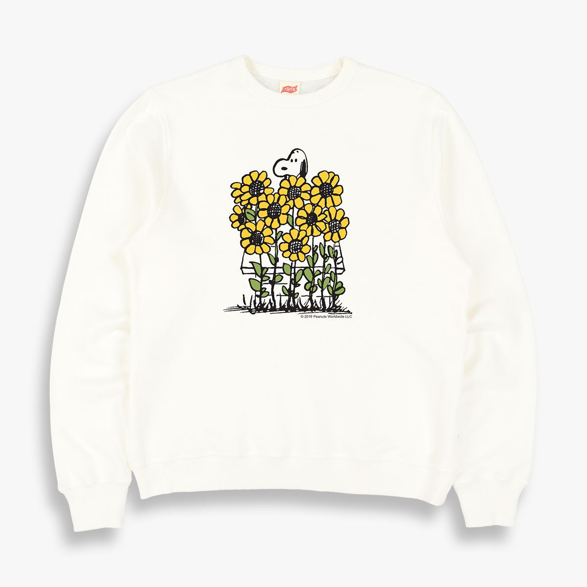 SNOOPY SUNFLOWERS SWEATSHIRT