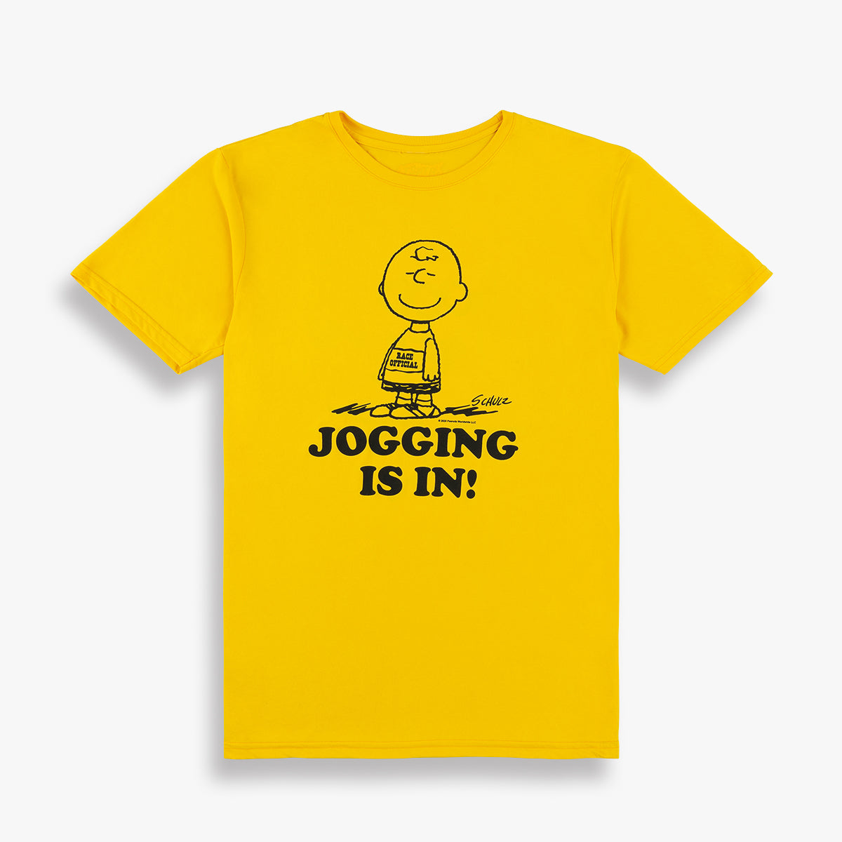 JOGGING IS IN TEE