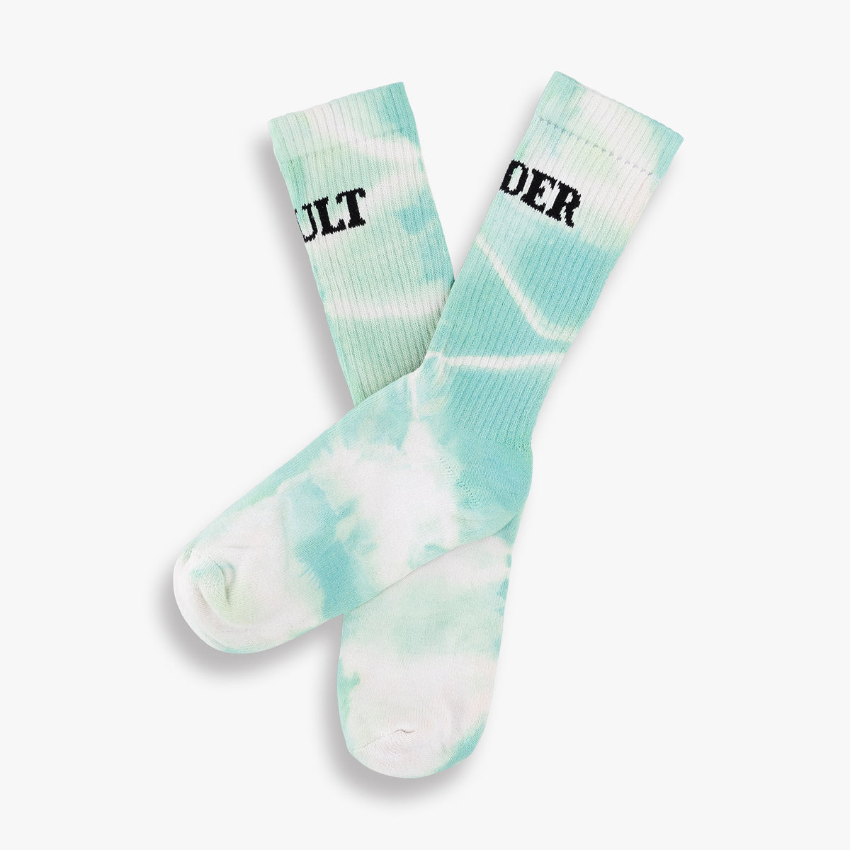 Cult Leader Tie Dye Socks