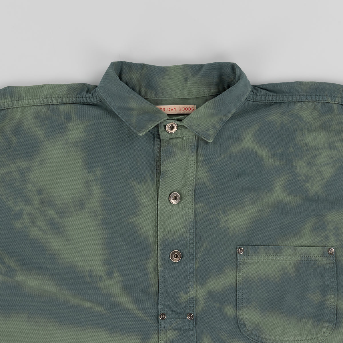 Catalina Work Shirt - Tie Dye