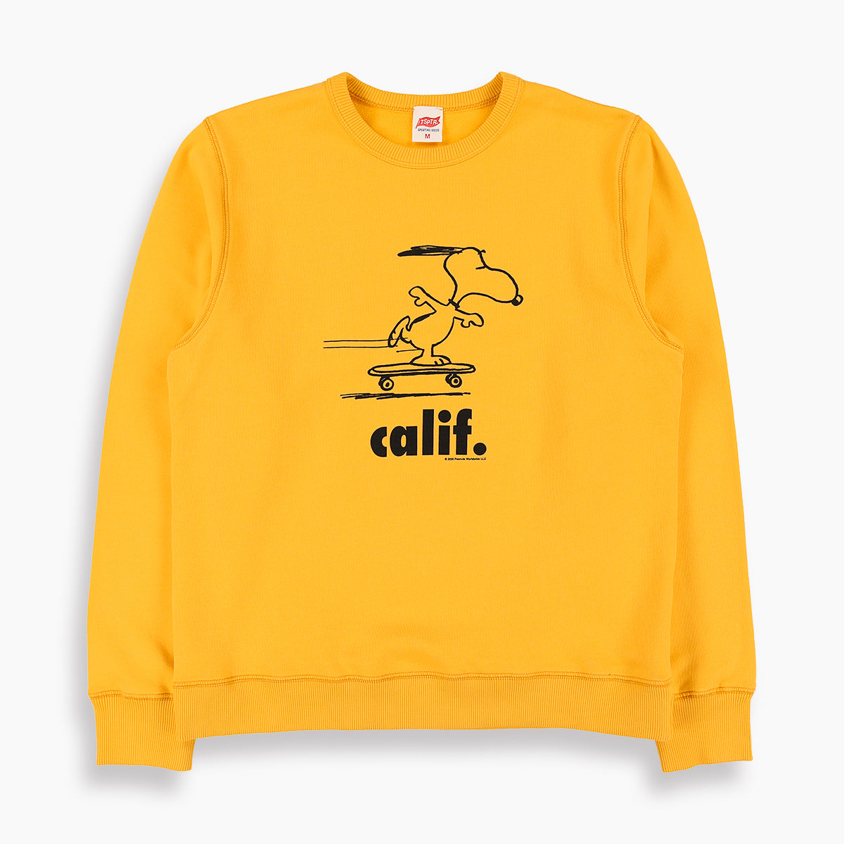 SNOOPY CALIF SWEATSHIRT