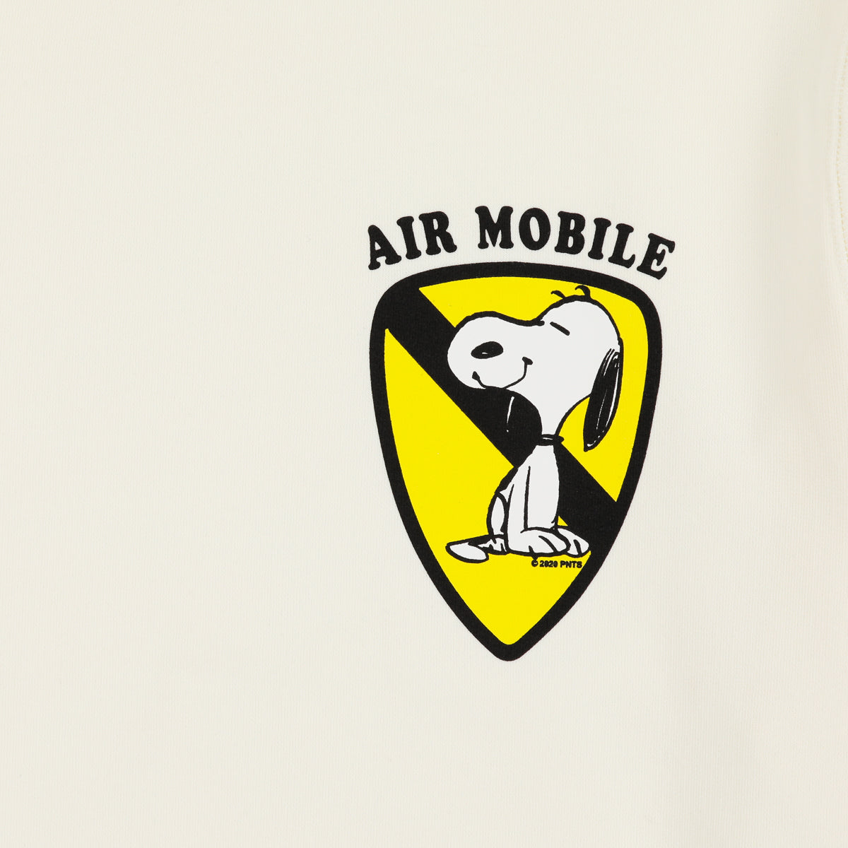 SNOOPY AIRMOBILE SWEATSHIRT