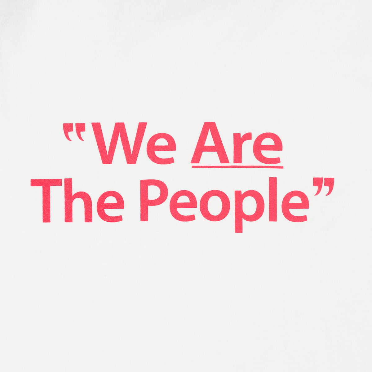 WE ARE THE PEOPLE RAGLAN
