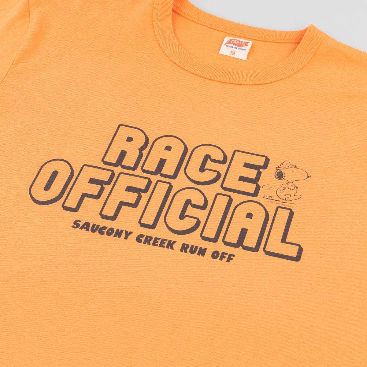 Snoopy Race Official Tee