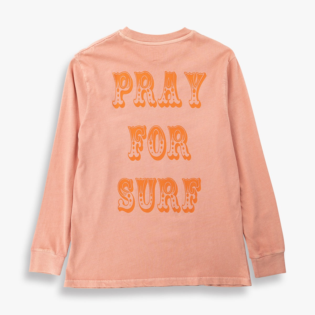 PRAY FOR SURF LS TEE