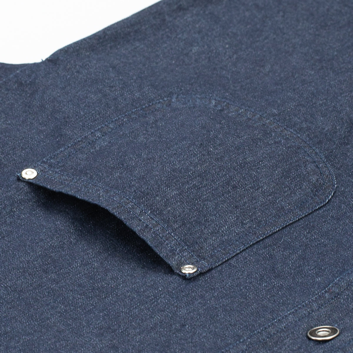 Catalina Shirt - Chambray Denim