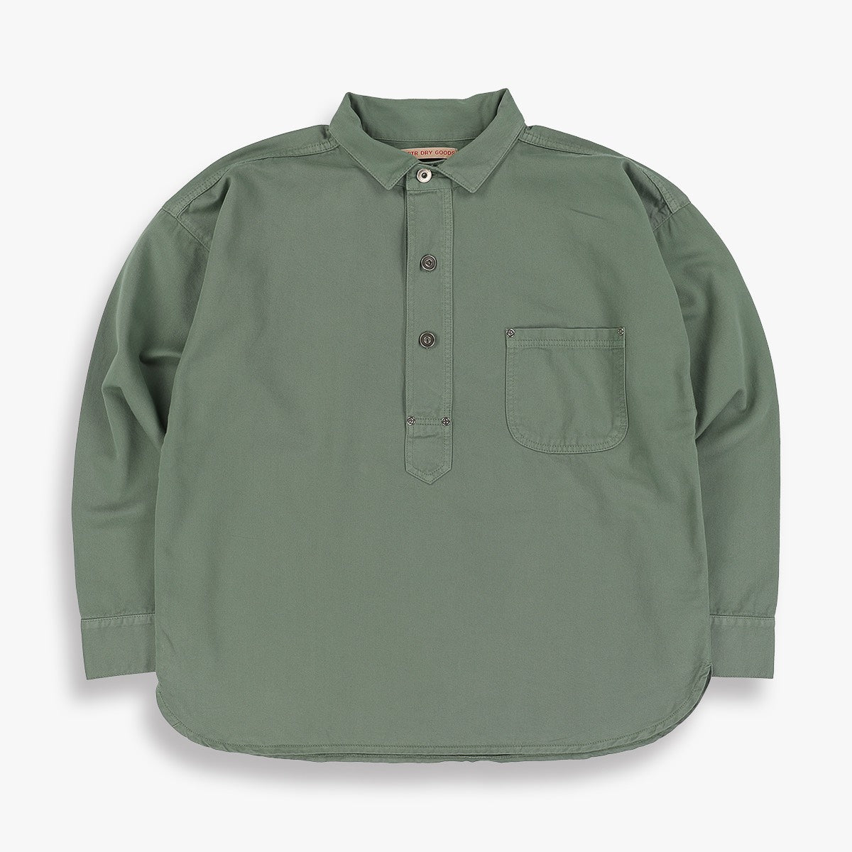 Catalina Shirt - Kelp