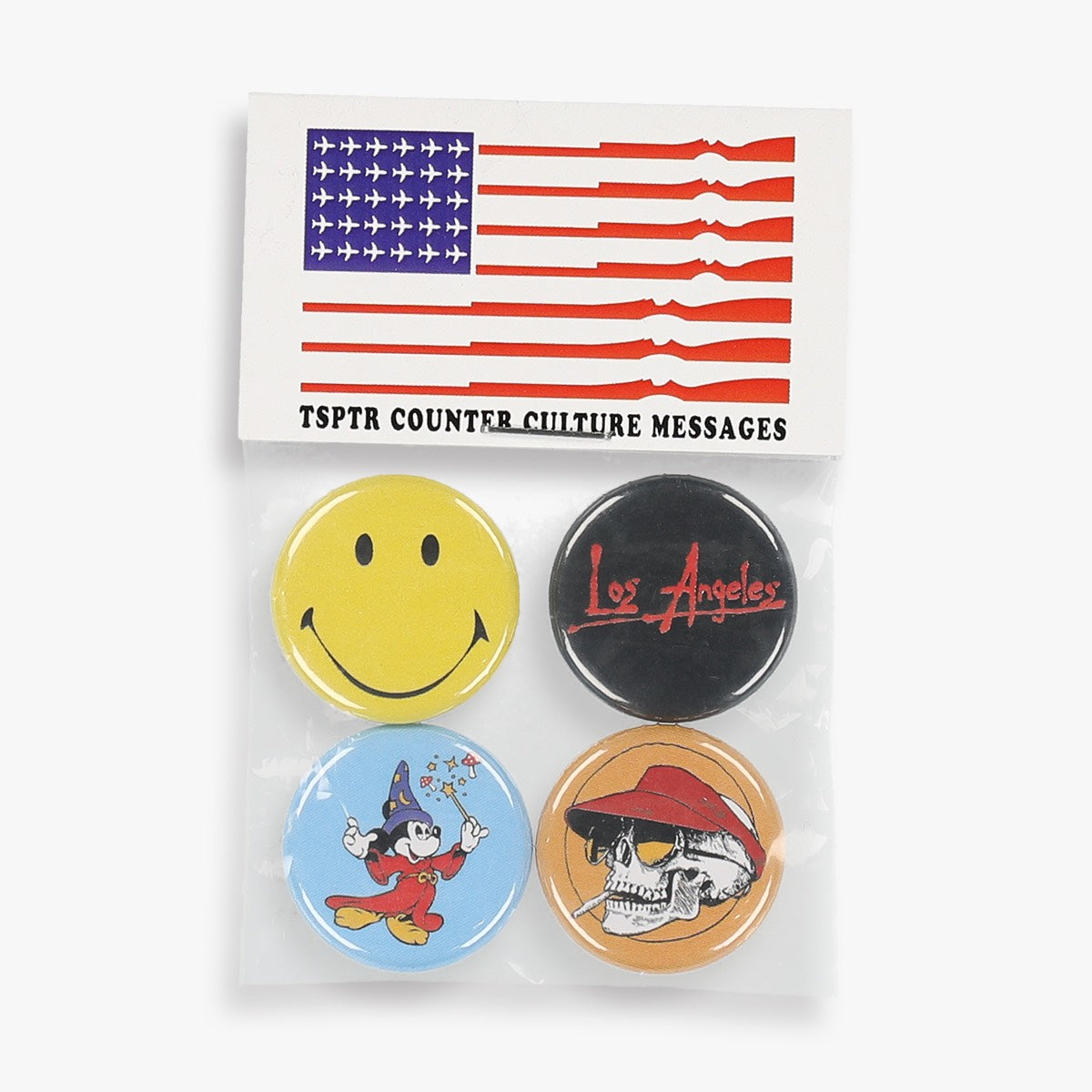 TSPTR Apocalypse, No! Pin Pack
