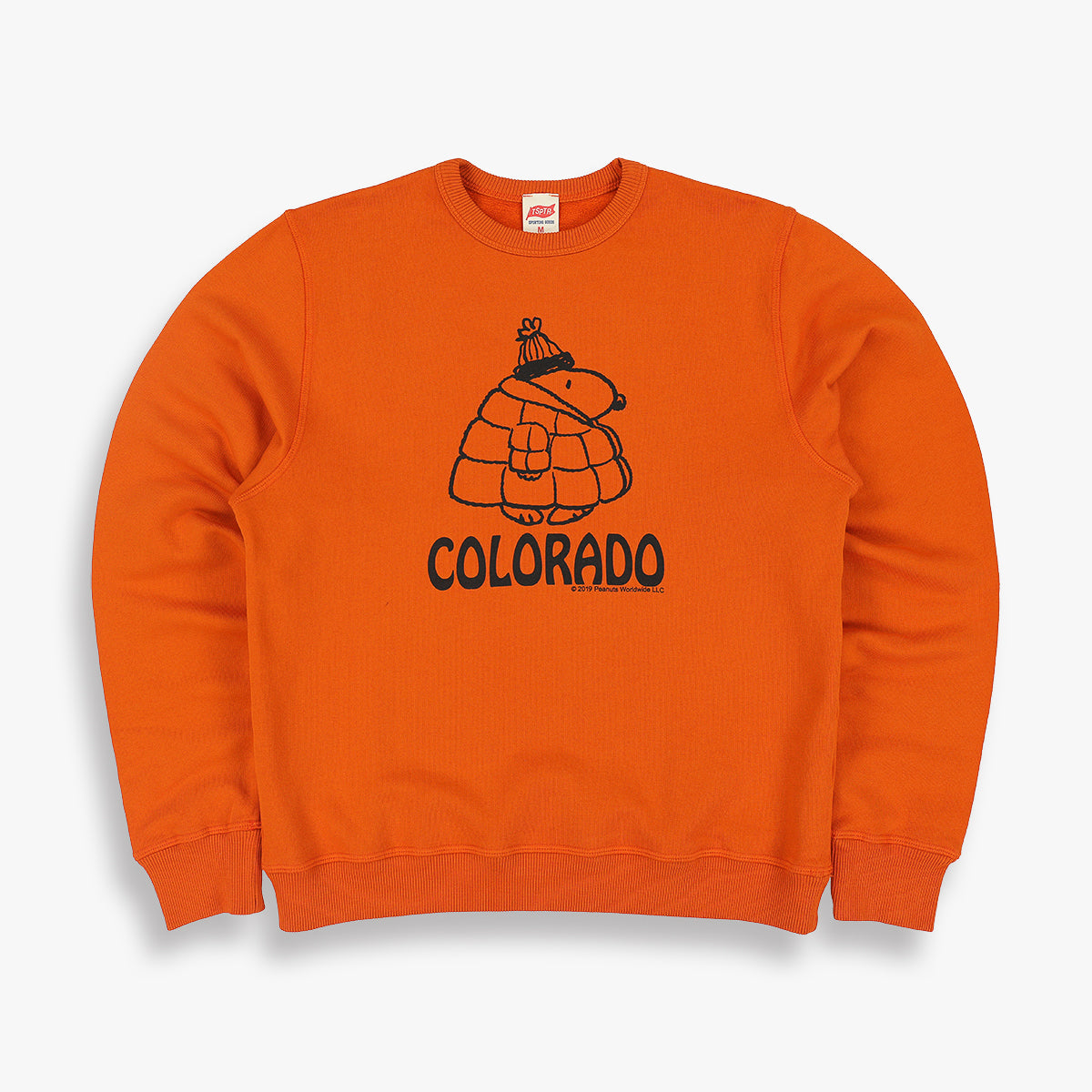 SNOOPY CO SWEATSHIRT