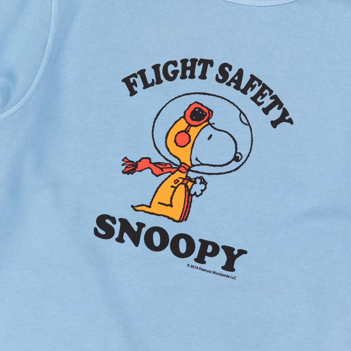 Snoopy Flight Safety Sweatshirt