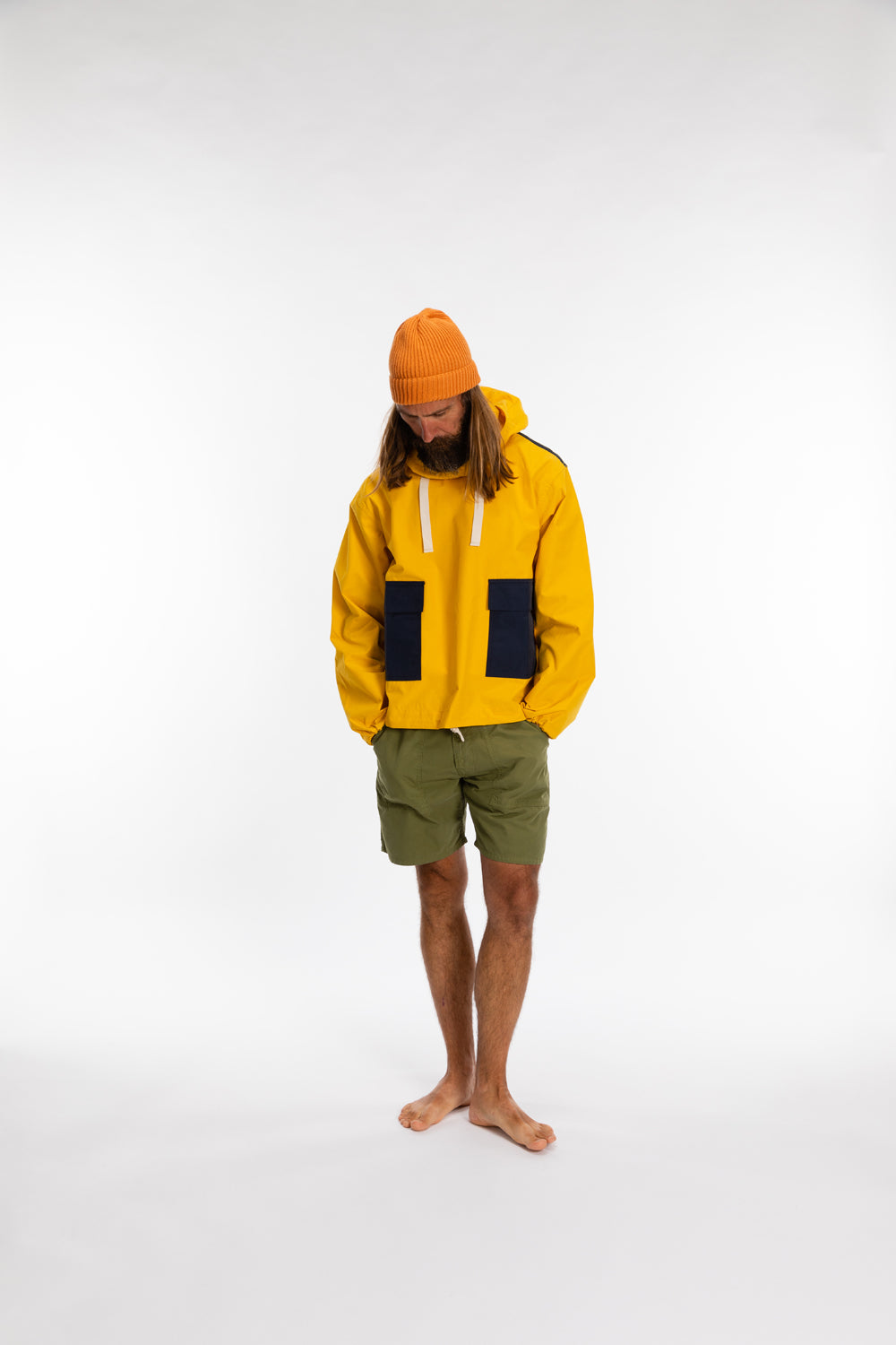Mojave Smock - Coated Cotton
