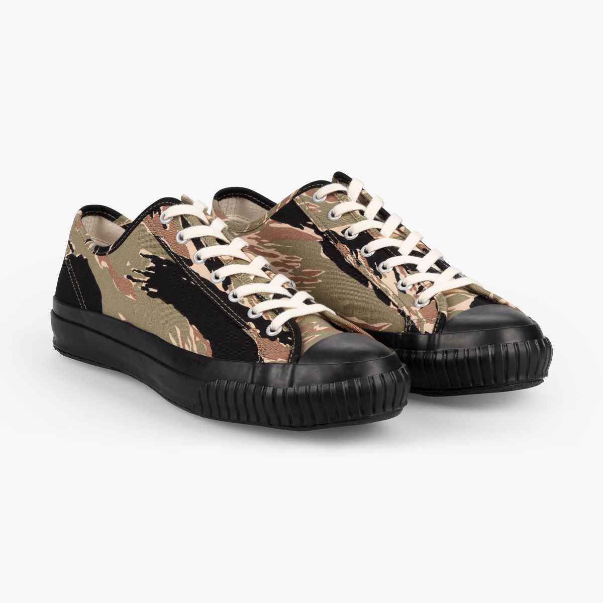 Cadet Sneakers - Gold Tiger