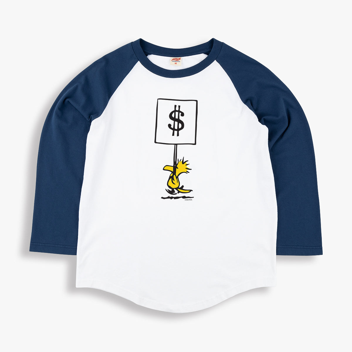 THE ALMIGHTY DOLLAR BASEBALL TEE