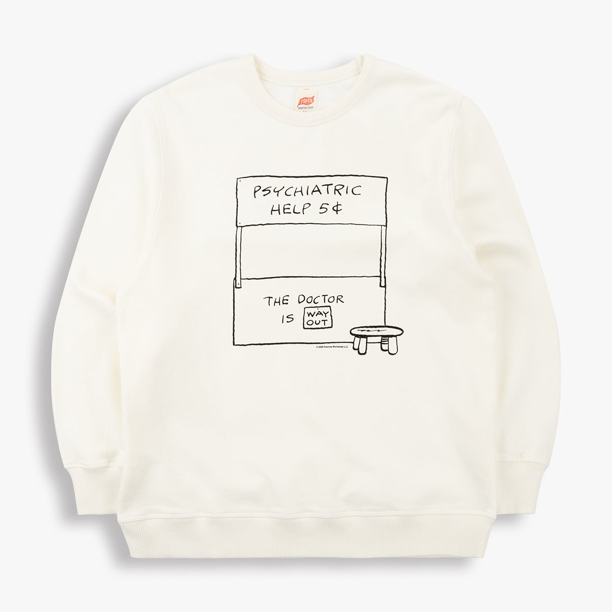 WAY OUT SWEATSHIRT