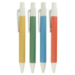Eco Friendly White Clickable Pen | Executive Corporate Gifts Singapore