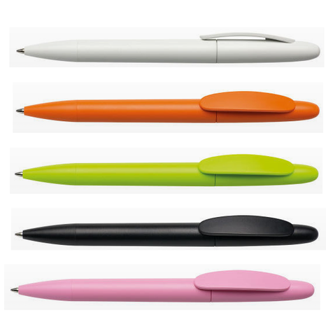 Matt Plastic Pen | Executive Corporate Gifts Singapore