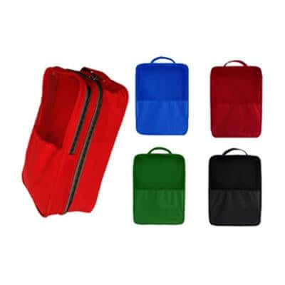 2 Compartment Nylon Shoe Bag | Executive Corporate Gifts Singapore
