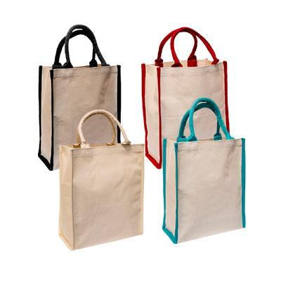 Laminated Canvas Tote Bag | Executive Door Gifts
