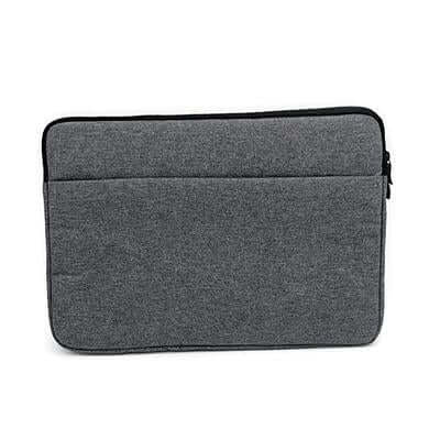 13'' Snow Canvas laptop Sleeve | Executive Corporate Gifts Singapore