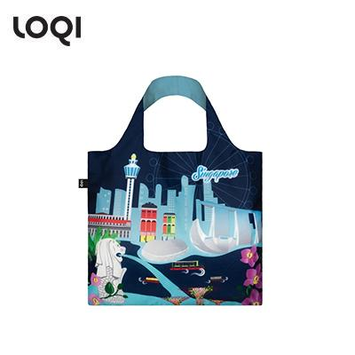 Loqi Urban Foldable Tote Bag – Singapore