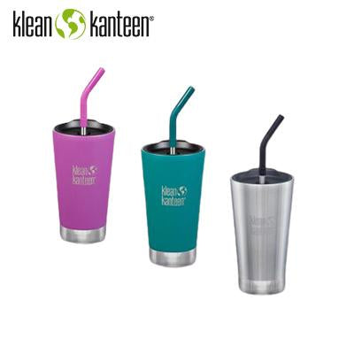 Klean Kanteen Insulated Tumbler 16oz with Straw Lid | Executive Door Gifts